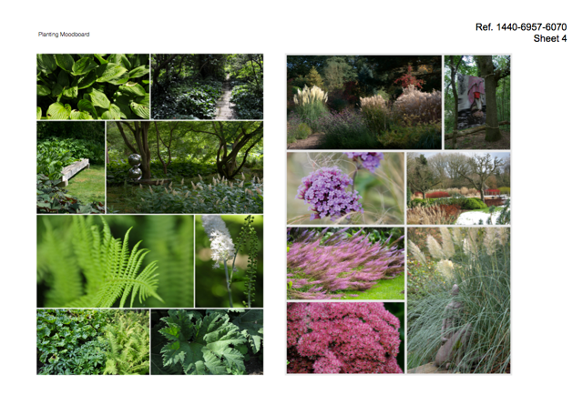 "Planting Mood Board - ""Magic Bavaria"""
